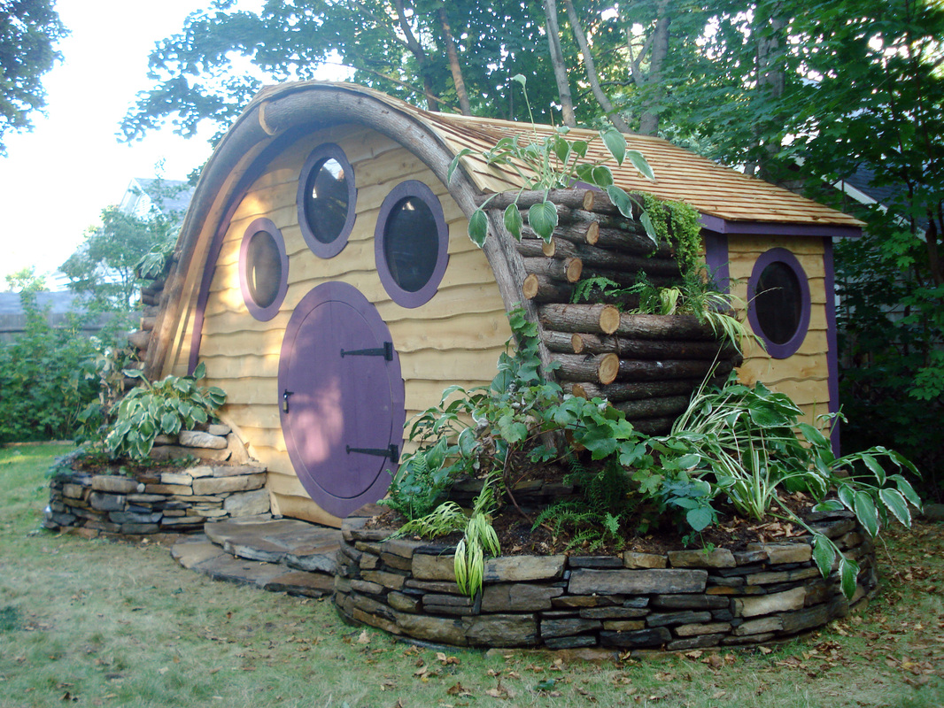 the renaissance mom hobbit hole houses and chicken coops